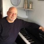 Pianist Saladino at Schooner Cove
