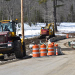 Construction Underway at Heath Road Bridge