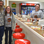 Lunch Counter Highlights Makeover of Dresden Store