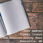 Lincoln County News Seeks Summer Intern