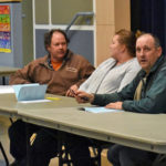 Jefferson Holds Public Hearing on Snowy Evening