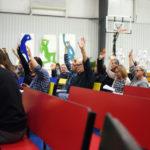 South Bristol Approves Veterans Memorial, Education Budget