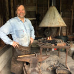 'Art and Mystery of Blacksmithing' in Boothbay
