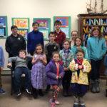 Bristol Consolidated School Student Art Show