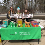 March 31 Last Chance for Girl Scout Cookies