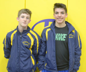 """<span class=""""entry-title-primary"""">Carter and Ward win East Regional titles</span> <span class=""""entry-subtitle"""">March 24 in Bucksport</span>"""