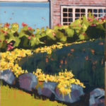 Local Artists Exhibit at Savory Maine in Damariscotta