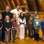 Tai Kwon Do at Wiscasset Elementary