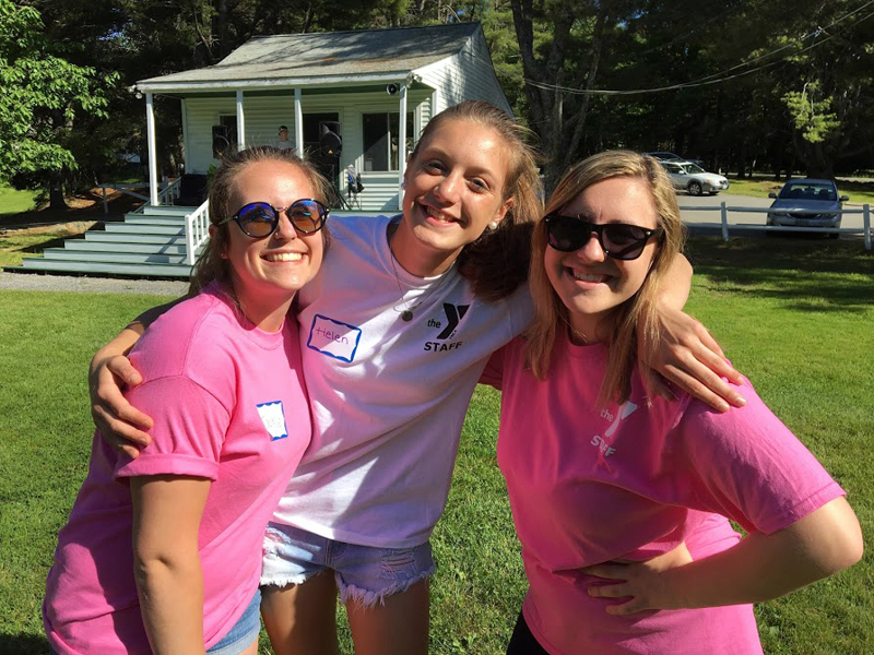 This summer at Camp Knickerbocker, the CLC and Boothbay Region YMCAs will offer teen leadership programs that will help develop leadership skills young people can use throughout their lives to help others and themselves.