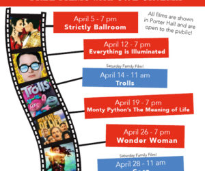 Lincoln County News Sponsors Owl Cinema at Skidompha Library