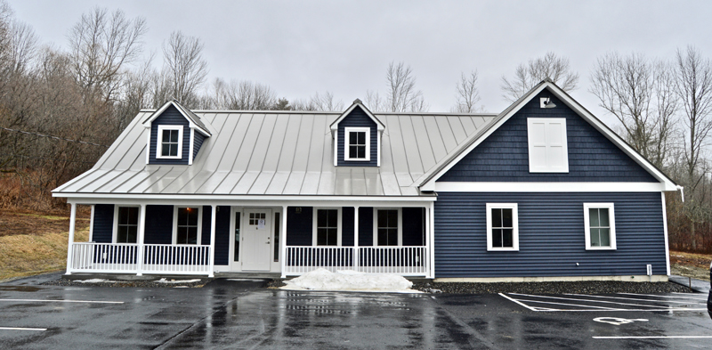 Porchside Veterinary Clinic, at 514 Gardiner Road in Dresden, will hold an open house from 1-4 p.m., Saturday, April 21, and will open Monday, April 23. (Greg Foster photo)