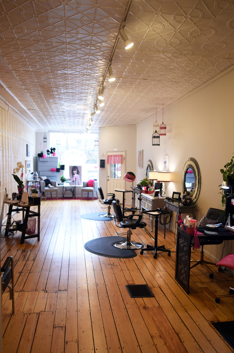 Belle Jolie Salon Opens In Newcastle The Lincoln County News