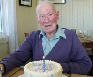 Lifelong Nobleboro Resident Celebrates 100th Birthday