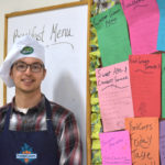 RSU 40 Students Learn, Sample Local Fare with FoodCorps