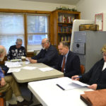 Westport Island Selectmen Meet with RSU 12 Representatives