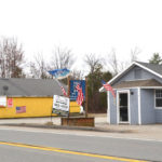 Huber's Market and Ship's Chow Hall for Sale