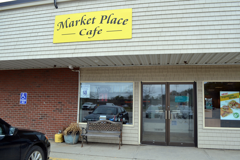 The Marketplace Cafe, in Wiscasset, will have a new owner May 1. The business will have the same name, the same crew, and the same good food, according to soon-to-be owner Kelley Churchill. (Charlotte Boynton photo)