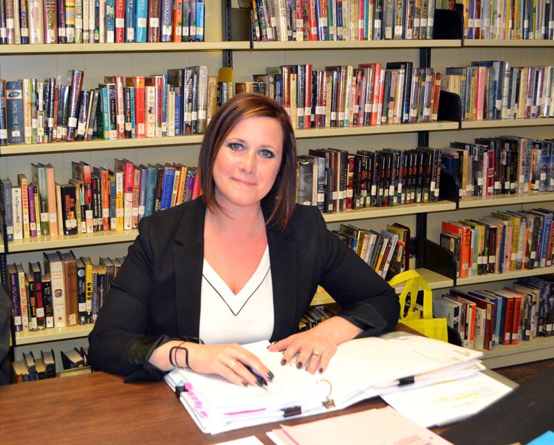 Wiscasset School Department Superintendent Dr. Heather Wilmot will resign effective June 30. (Charlotte Boynton photo)