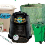 Backyard Composting and Rain Barrel Sale