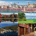 Five Vacation Stays on Offer in Heartwood Raffle