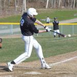 Greenleaf hits walk off single to lift Eagle baseball to victory