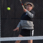 LA girls tennis improve to 4-0
