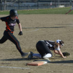 Lincoln softball wins KVAC opener
