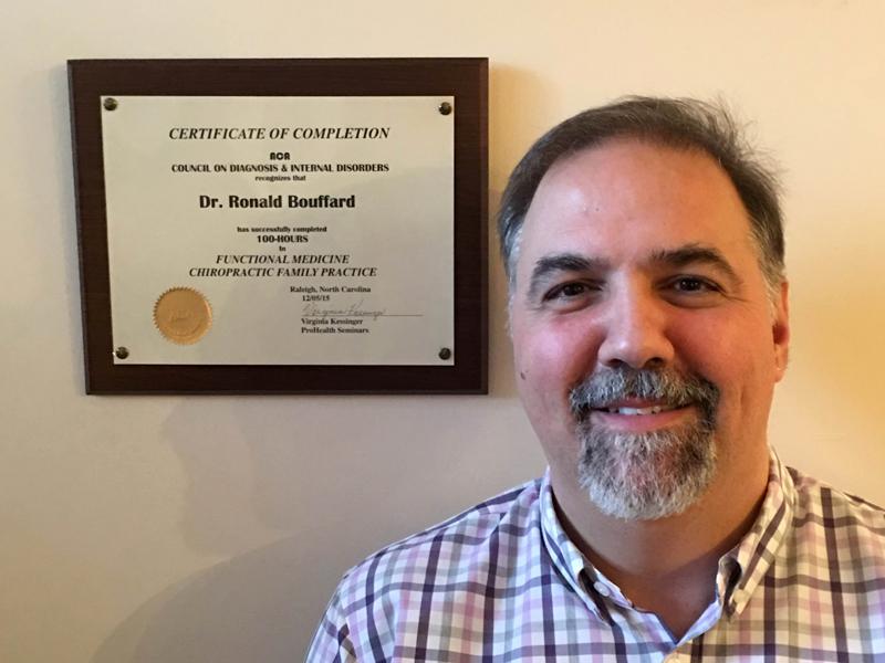 Dr. Ronald Bouffard