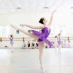 Local Dancers in Topsham Ballet Production