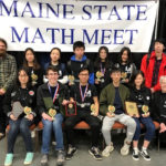 LA Math Team Gets Second Place in Class B at State Meet
