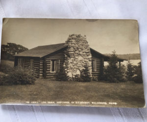 Old is New at Waldoborough Historical Society