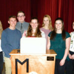 MVHS Holds Philbrook Speech Competition
