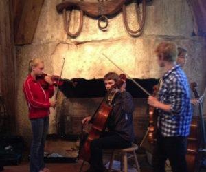 DaPonte to Host Free Weekend-Long Quartet Workshop