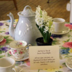 Victorian Tea on Mother's Day