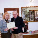 Lions Say Thanks to Village Optical Owner