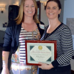 Hearty Roots Founder Receives Coulombe Center Award for Innovation