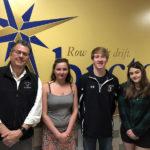 LA Students Chosen BRCTC Students of the Semester