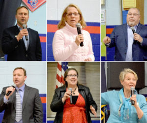 Democratic Gubernatorial Candidates Talk Issues at Damariscotta Forum