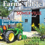 Cover Revealed for First Issue of Lincoln County Magazine