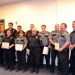 Nine Corrections Officers Graduate at Two Bridges