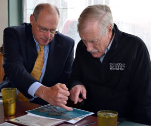 Sen. King Talks Broadband, Flood Protection in County Visit