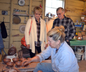 Whitefield, Damariscotta Studios Open Doors for Busy Maine Pottery Tour
