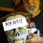 Chadbourne Illustrates Special Cover for King Novel 'Bag of Bones'