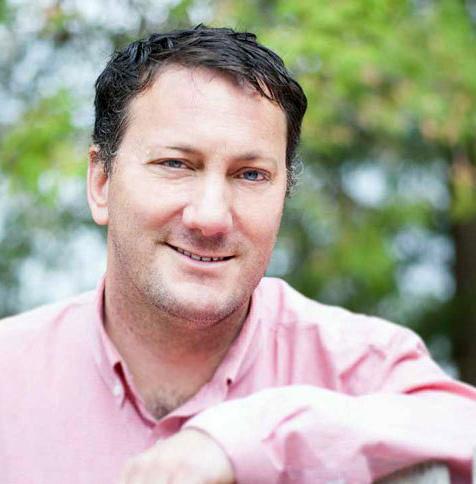 Martin Mackey will be the next principal of Nobleboro Central School. (Photo courtesy Martin Mackey)