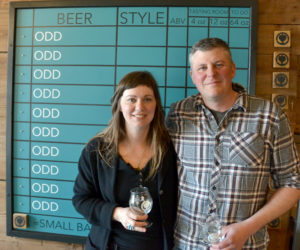 'A Love of All Things Odd' Inspires Waldoboro Brewery