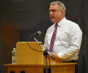 RSU 40 Voters OK Budget, Towns Will Pay More