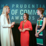 Area Youth Honored For Volunteerism at National Awards Ceremony