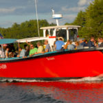 Free Mother's Day Boat Ride on River Tripper