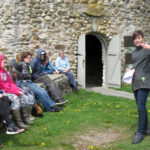Bristol Fifth-Graders to Continue Annual Tour of Town's Historic Sites