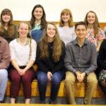 Erskine Academy Announces Top Seniors